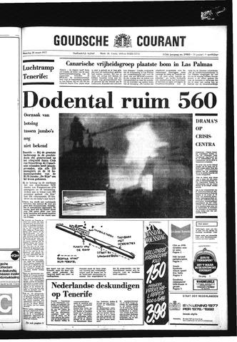 Goudsche Courant 1977-03-28