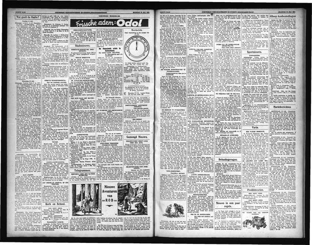 Schoonhovensche Courant 1931-07-13