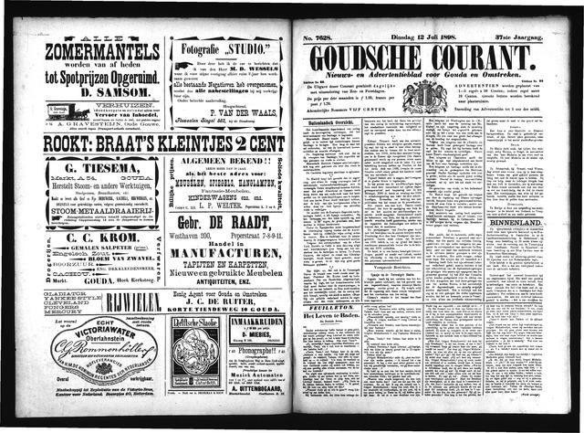 Goudsche Courant 1898-07-12