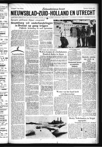 Schoonhovensche Courant 1963-02-06