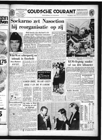 Goudsche Courant 1966-02-22