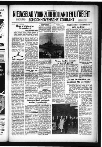 Schoonhovensche Courant 1953-06-26