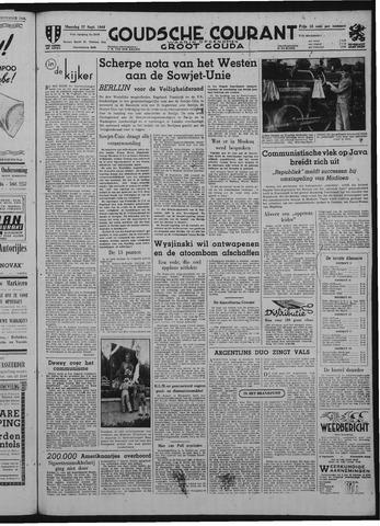 Goudsche Courant 1948-09-27
