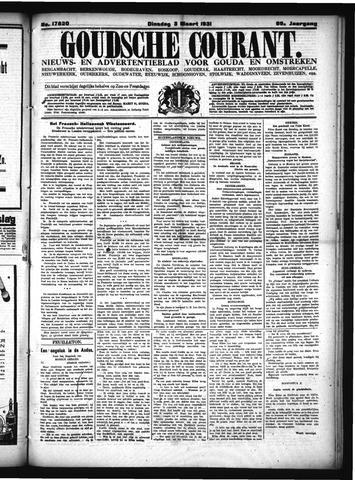 Goudsche Courant 1931-03-03