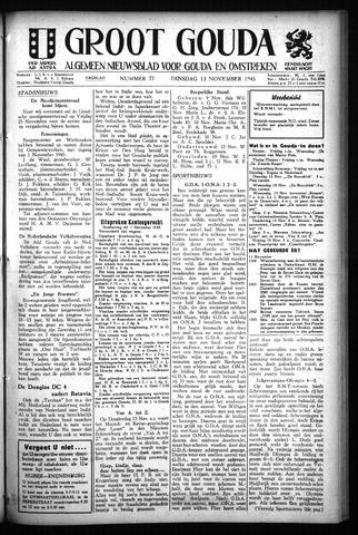 Groot Gouda 1945-11-13