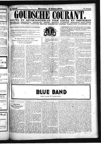 Goudsche Courant 1936-10-21