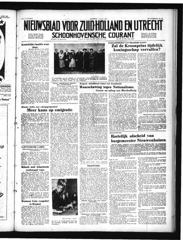 Schoonhovensche Courant 1950-04-17