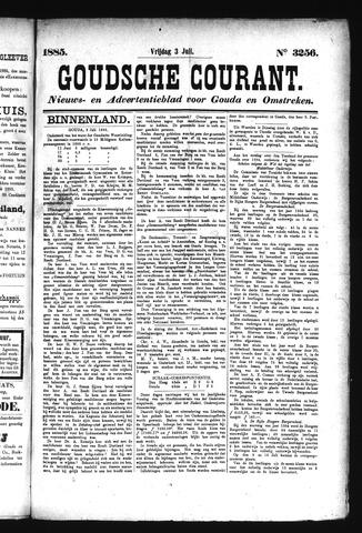 Goudsche Courant 1885-07-03