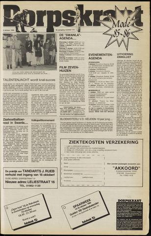 Dorpskrant 1985-10-02