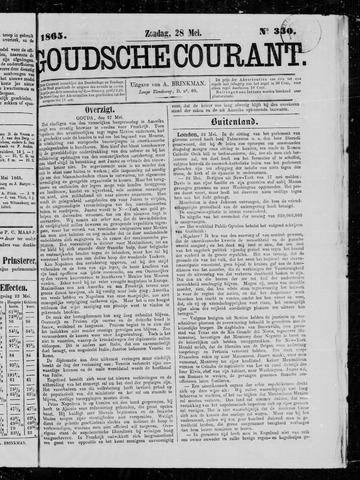Goudsche Courant 1865-05-28