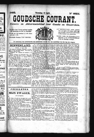 Goudsche Courant 1893-04-19