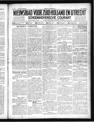Schoonhovensche Courant 1937-09-24