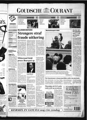 Goudsche Courant 1994-09-22