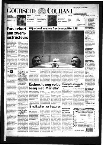 Goudsche Courant 2002-08-21