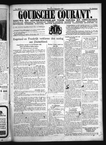 Goudsche Courant 1939-09-04