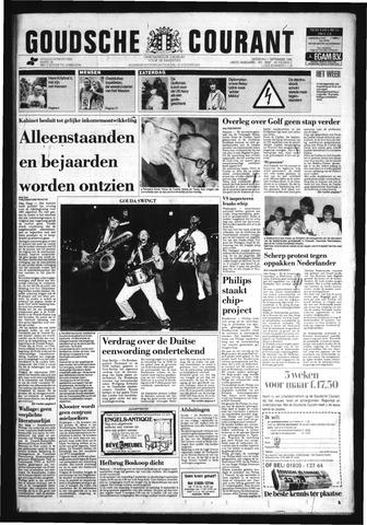 Goudsche Courant 1990-09-01