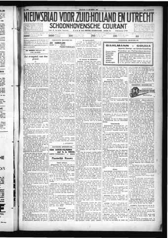 Schoonhovensche Courant 1930-10-17