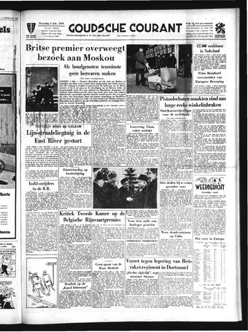 Goudsche Courant 1959-02-04