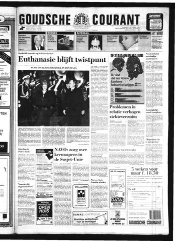 Goudsche Courant 1991-11-09
