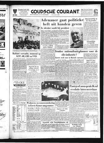 Goudsche Courant 1959-04-08