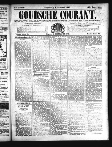Goudsche Courant 1913-01-08