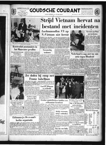 Goudsche Courant 1965-12-27