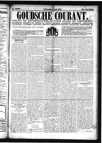Goudsche Courant 1927-07-09