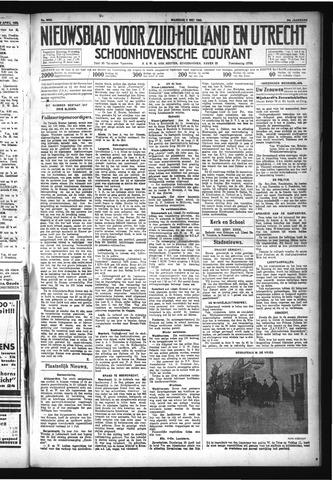 Schoonhovensche Courant 1932-05-02