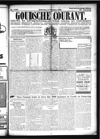 Goudsche Courant 1930-02-08