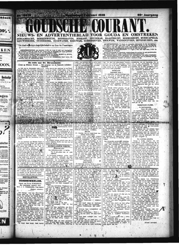 Goudsche Courant 1928-02-01