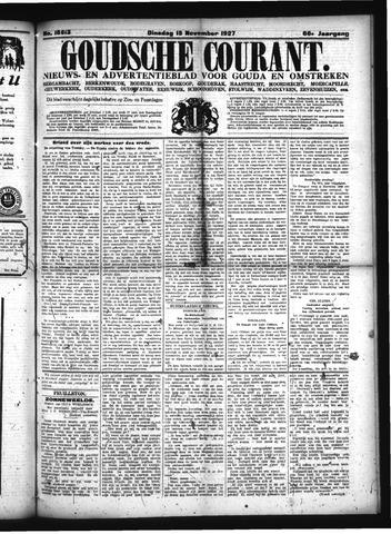 Goudsche Courant 1927-11-15