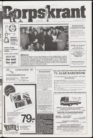 Dorpskrant 1987-03-11