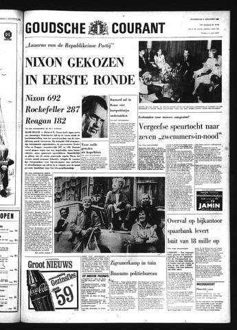 Goudsche Courant 1968-08-08