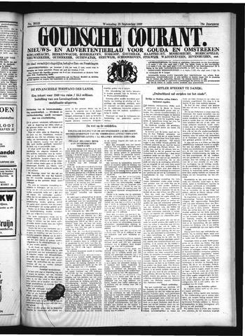 Goudsche Courant 1939-09-20
