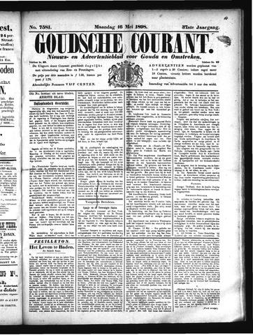 Goudsche Courant 1898-05-16