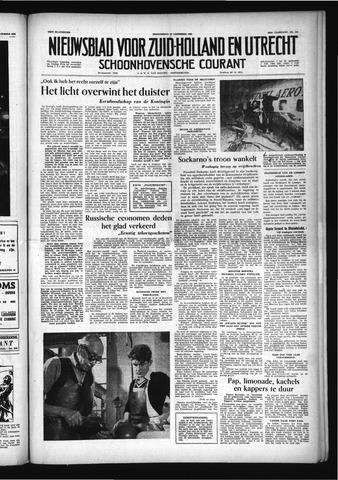 Schoonhovensche Courant 1956-12-27