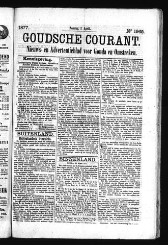 Goudsche Courant 1877-04-01