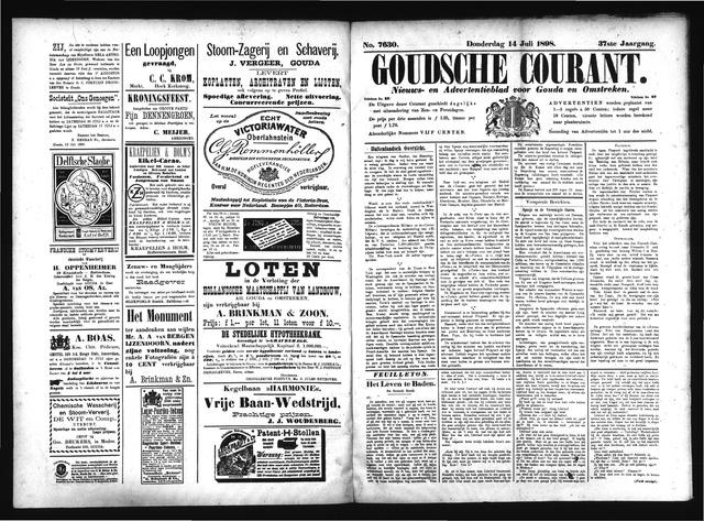 Goudsche Courant 1898-07-14
