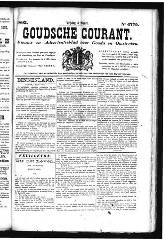 Goudsche Courant 1892-03-04
