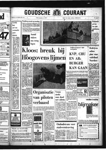 Goudsche Courant 1973-02-23