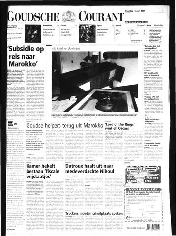 Goudsche Courant 2004-03-01