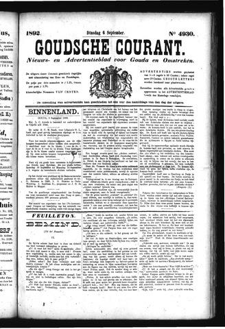 Goudsche Courant 1892-09-06
