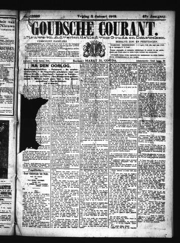 Goudsche Courant 1919-01-03