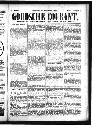 Goudsche Courant 1910-09-12