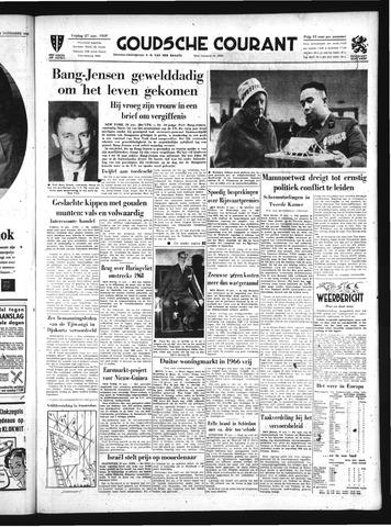 Goudsche Courant 1959-11-27