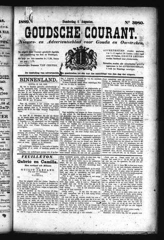 Goudsche Courant 1889-08-01