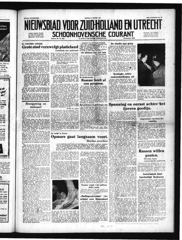 Schoonhovensche Courant 1951-03-02