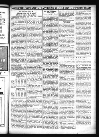 Goudsche Courant 1929-07-20