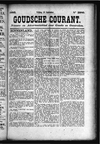 Goudsche Courant 1883-09-28