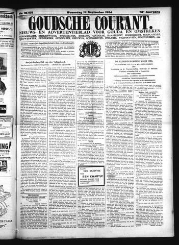 Goudsche Courant 1934-09-19